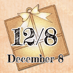 [LINEスタンプ] 12月8日記念日BIGスタンプ