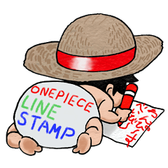 ONE PIECE BABY STAMP イケシン