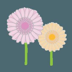 お花をそえて