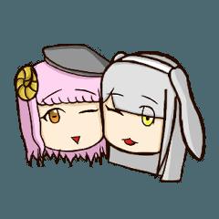ミウ&メアN