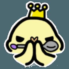 セキセイインコの王さま(日常会話Ver.7)