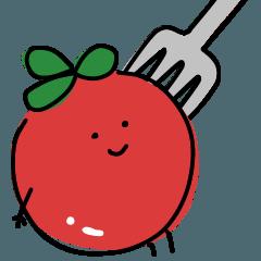 とみのトマトスタンプ3
