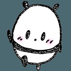 たまごパンダ 1
