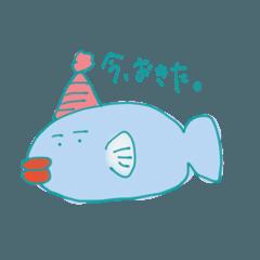 魚サカナさかな