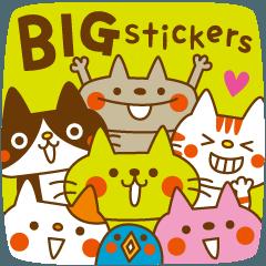 気持ち伝わる CATS & PEACE 28【BIG】