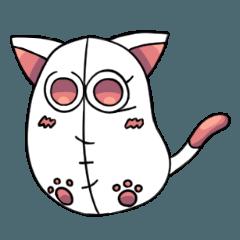 かわいい猫?しあぱスタンプ