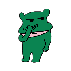 なんとな~くカエル(R16)