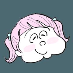[LINEスタンプ] オッス!トン子ちゃん2