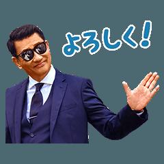 [LINEスタンプ] 共演NG