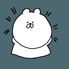[LINEスタンプ] くまのラブスタンプ