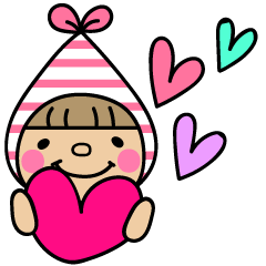 [LINEスタンプ] 小人の世界8【気持ち】(再販)