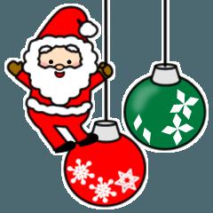 [LINEスタンプ] クリスマス・お正月いろいろセット2